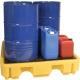 Мобильные поддоны - контейнеры для бочек и канистр