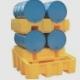 Пластиковые ЛРТЖ системы для бочек, IBC кубов