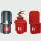 Ящики, пеналы для огнетушителя