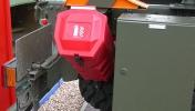 Ящик (пенал) для огнетушителя 9 - 12 кг JBFR75
