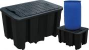 Поддон - контейнер для 1 х 200 л бочки