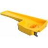 Система замыва лотков для бетономешалок, бетоновозов, миксеров.