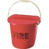 Ведро для  мобильного пожарного поста