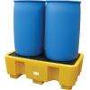 Поддон - контейнер, емкость на 2 бочки для ЛРТЖ