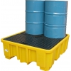 Поддон - контейнер 485 л на 4 бочки для ЛРТЖ
