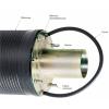 Пневмозаглушка обводная, герметизатор для трубы 240-350мм