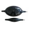Пневмозаглушка бескаркасная, масло-бензостойкая, для трубы 80-150мм