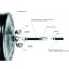 Пневмозаглушка масло-бензостойкая, герметизатор для труб от 380 до 600 мм