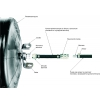 Пневмозаглушка, герметизатор для трубы 380-600 мм